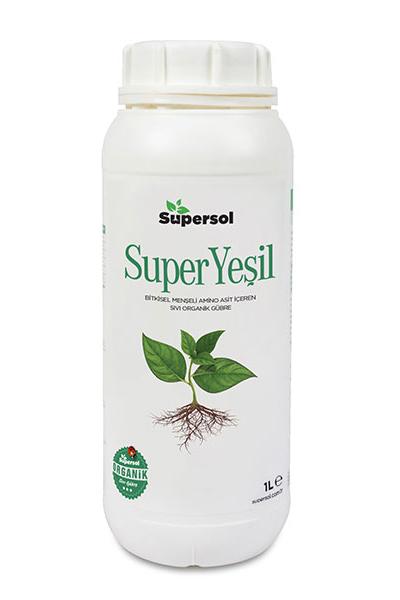 superyesil